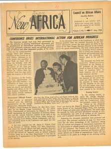 New Africa volume 3, number 4