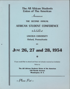All African Students Union of the Americas