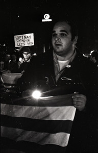 Young Americans for Freedom pro-Vietnam War demonstration, Boston Common