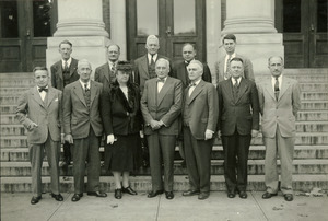 Conference of Members Trustee Committee on Buildings and Grounds