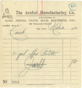 The Arabol Manufacturing Co.
