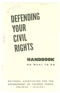 Defending your civil rights