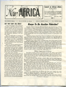 New Africa volume 9, number 4