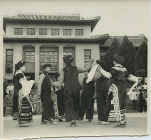 Chinese music and dance performance