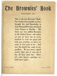 The Brownie's book vol. 2 no. 12
