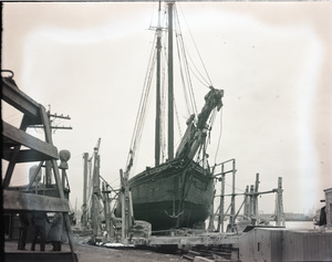 Alice S. Wentworth in dock
