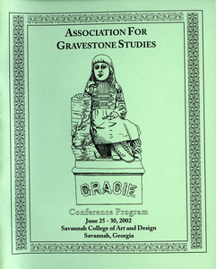 The Association for Gravestone Studies, 25th conference and annual meeting