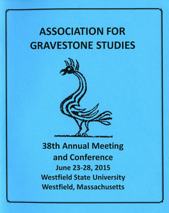 Association for Gravestone Studies 38th annual meeting and conference