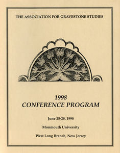 The Association for Gravestone Studies, 21st conference and annual meeting