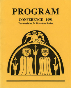The Association for Gravestone Studies, 14th conference and annual meeting