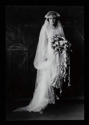Pauline Cashman Condon Wedding Collection, 1918 - 1919 (MS059)