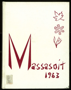 Springfield College Yearbook, 1963