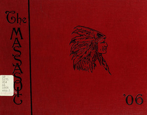 Springfield College Yearbook, 1906