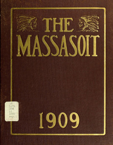 Springfield College Yearbook, 1909