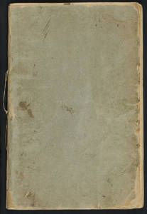 Account book, 1741-1772
