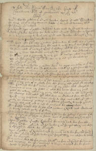 Actts and orders made by the courtt off commitioners hold[en] att Portsmouth [R.I.], May the 22, 1656.