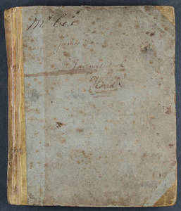 A journal of the proceedings on board H. M. Ship Hind, Wm Young Esqr Commander from 11th of Augt 1779 to the 26th of Feby 1782, kept by Jas Cox