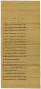 """An Act to Amend an Act Entitled 'An Act to Organize the Militia.' "" Laidlaw-Senate No. 25. Printed."