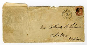 Document to Catherine Chapman, June 1863 (Support for families of volunteers)