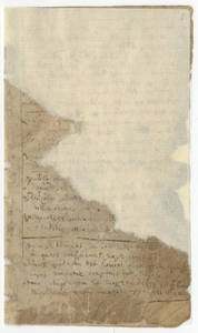 Commonplace book of Samuel Brown, ca. 1700-1812