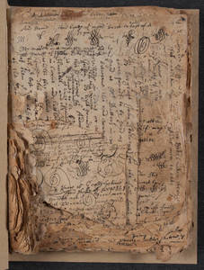 Commonplace book of Francis Dane