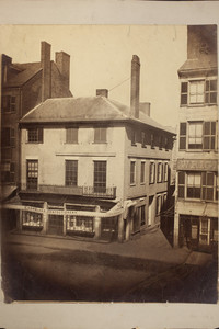 Exterior view of 85 and 87 Court Street, Boston, Mass., undated