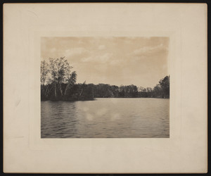 Charles River near Stoney Brook, May 1894