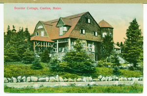 Boulder Cottage, Castine, Maine
