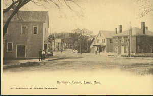 Burnham's Corner, Essex, Mass.