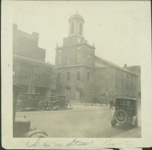 Exterior view of Charles Street, Boston, Mass., undated