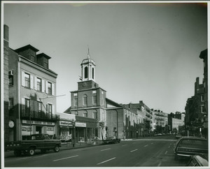 View of Charles Street, Boston, Mass., undated
