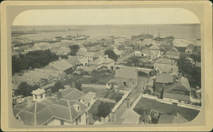 View of Nantucket Harbor, Nantucket, Mass., undated