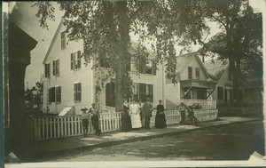 Exterior view of the C. C. Smith House, Edgartown, Mass., undated