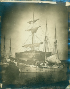 Missionary vessel Morning Star, Boston, Mass., undated