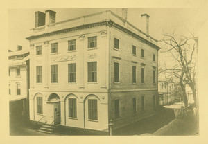 Exterior view of the Derby-Crowninshield-Rogers House, Salem, Mass., undated