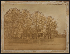 Exterior view of the Old Downer, Boston, Mass., undated
