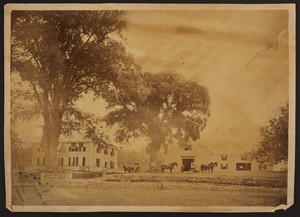 Cutting Residence, Wayland, Mass., ca. 1870-1880
