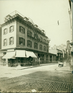 View of Staniford Street, Boston, Mass, undated
