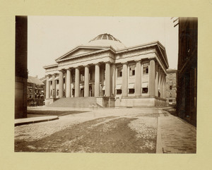 New Custom House, Boston, Mass., ca. 1911