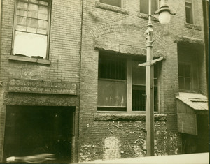 1 Oxford Place, Boston, Mass., 11 July 1921