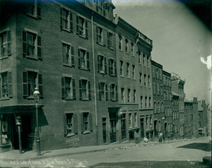 West side of Grove St., from Revere to Phillips St., Boston, Mass., 08 May 1905