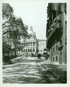Massachusetts State House, Beacon Street, Boston, Mass., ca. 1891