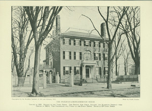 The Pickman-Loring-Emerton House