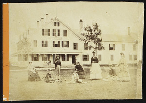 Wachusett House, Princeton, Mass., undated