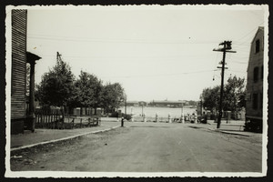 Across the Piscataqua, from junction of Court and Marcy Streets, 1938