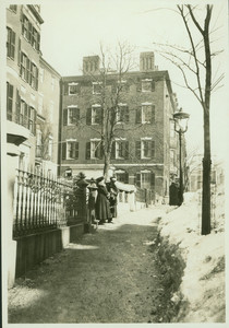 Nichols House, 55 Mt. Vernon St., Boston, Mass., March 1920