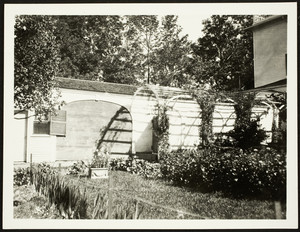 Exterior view of the Doctor May House, Portsmouth, N.H., September 8, 1924