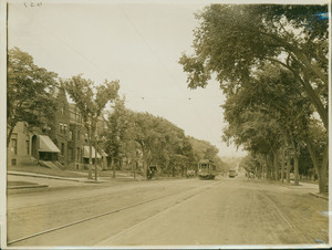 View of Broadway looking towards Boston, Somerville, Mass., undated