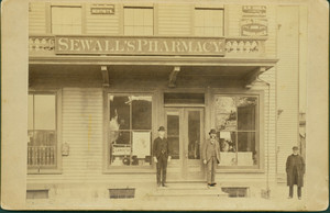 Sewall's Pharmacy, 1439 Dorchester Ave., Dorchester, Mass., undated
