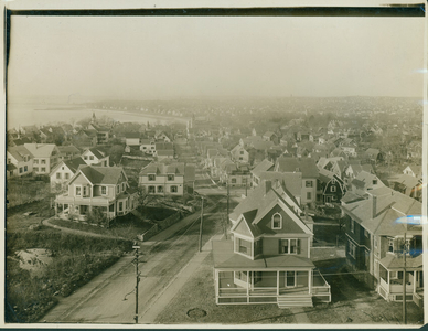 Birds-eye-view, Somerville, Mass., undated